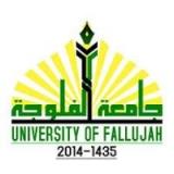 Universität von Fallujah Inkubator